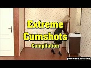 Extreme Cumshots Compilation