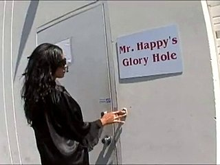 Glory hole