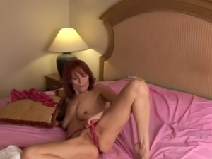 Hot mature redhead